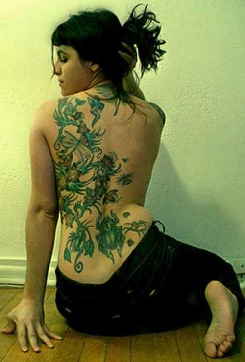 Flower Lily tattoos