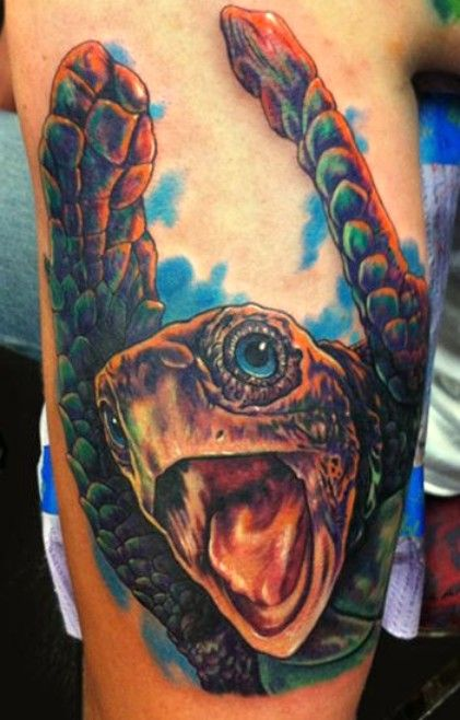 tattoo turtles