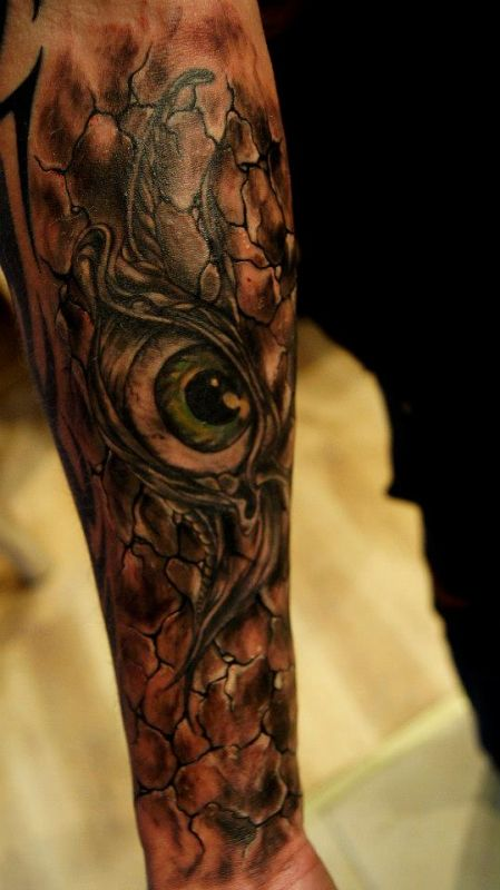 tattoos eye