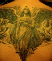 best tattoos angels