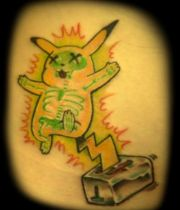 tattoo pokemon