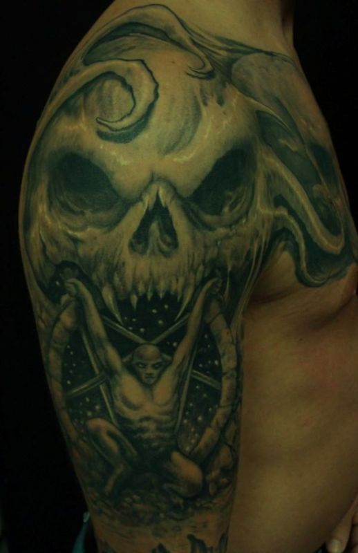 slayer tattoo
